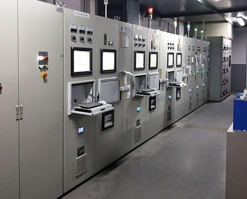热处理控制柜